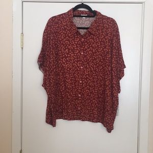 XL/2XL LuLaRoe Amy Shirt DD32 1889/90